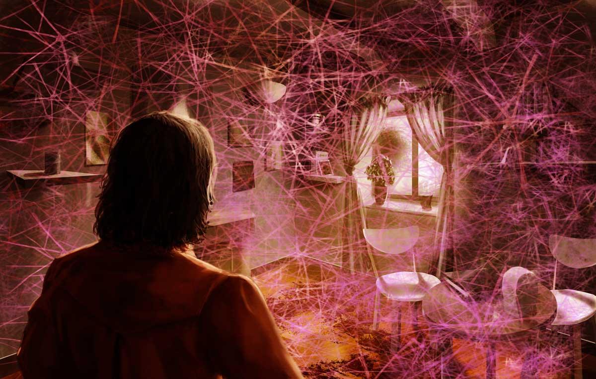 Immagine Scena Crimine - Illustrazione fantasy - Medioevo - Elvio Ravasio, autore di libri fantasy
